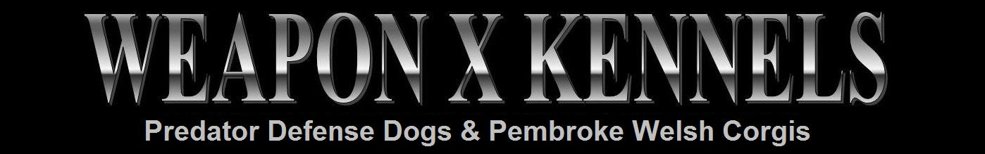 WEAPON X KENNELS